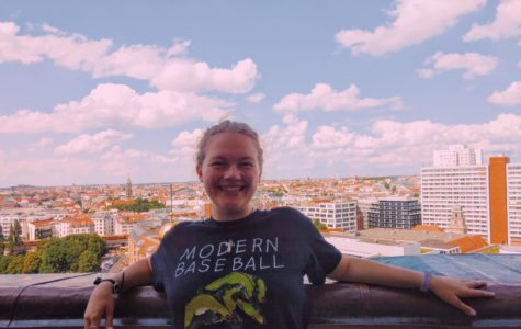 Senior Bella Oberg travels to Germany with immersive language program CIEE