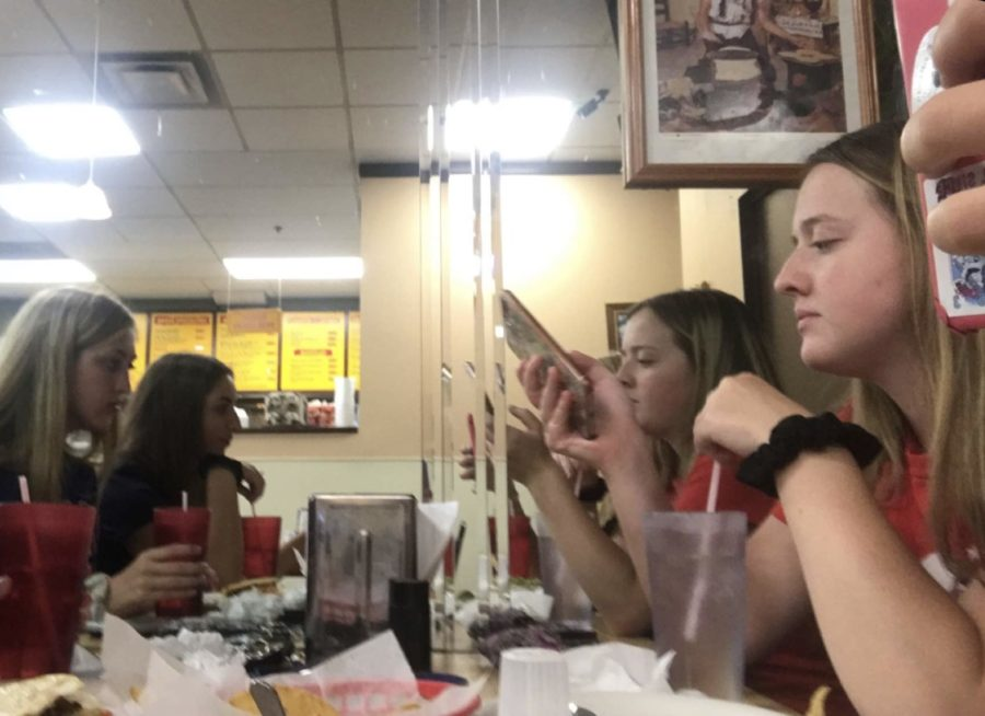 A late night Los Burritos trip is perfect for those who love hanging out with their friends.