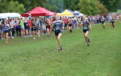 Cohoon runs to the end of her high school career