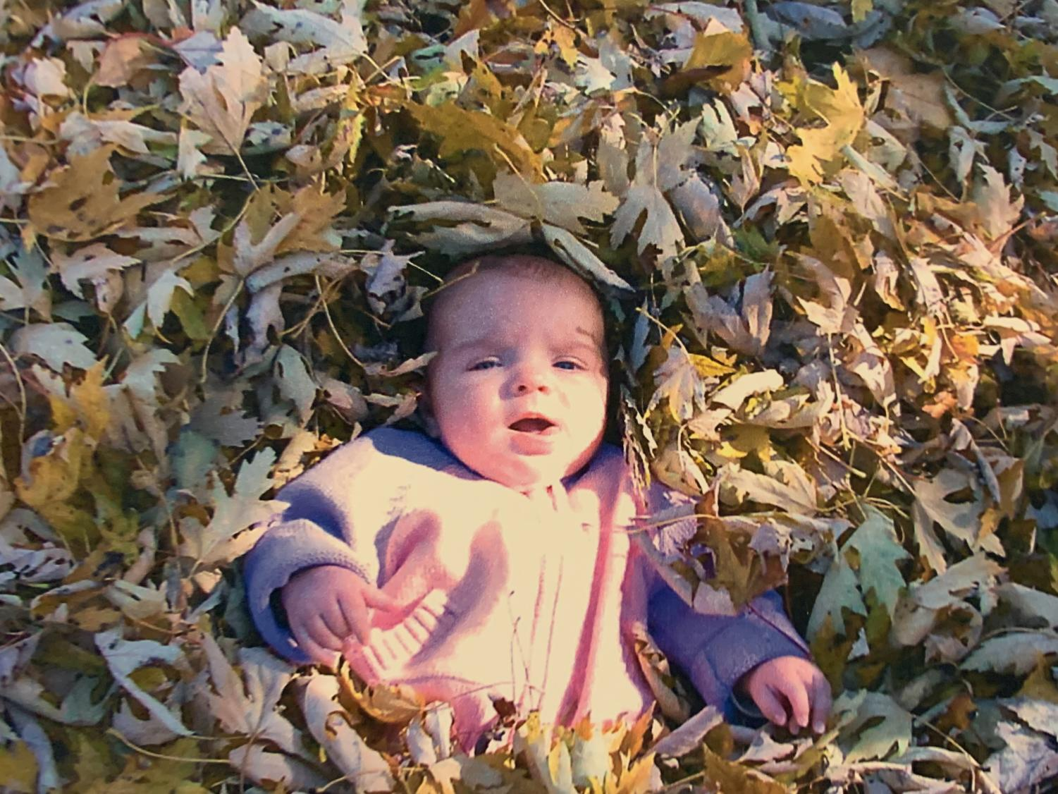 I've been in love with fall since November 2002 when I was only three months old.
