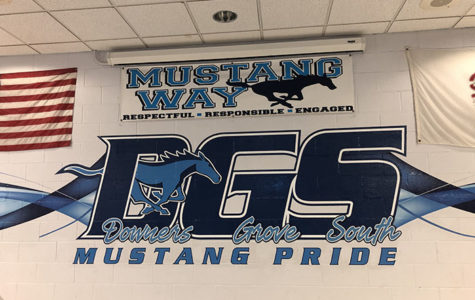 Monday is a mustang way day focusing on teaching kids on healthy relationships.