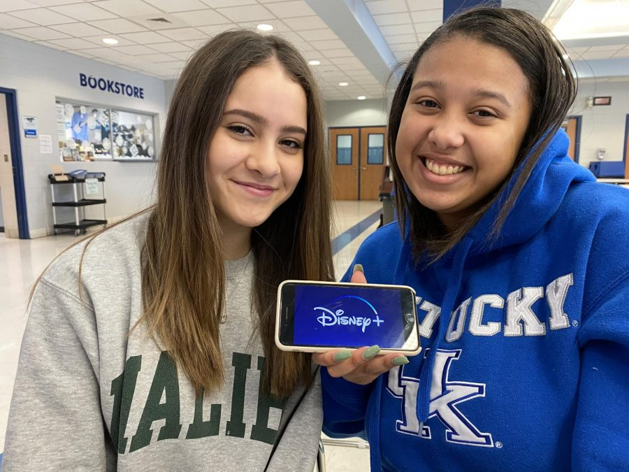 Disney + is the ideal gift for teens who have an expired one-month trial.