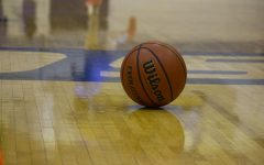 All home varsity basketball games are held in the large gym.