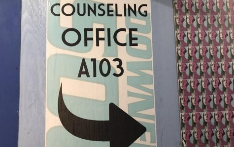 Students can determine who their counselor or dean is by the first letters of their last name.