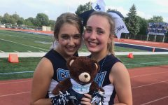 DGS cheer creates a lifelong friendship