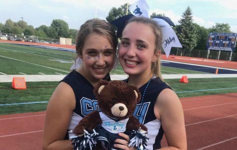 DGS cheer creates a lifelong friendship