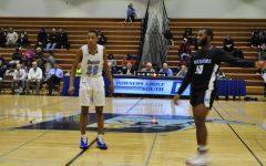 Varsity basketball takes on Willowbrook