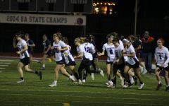 Girls lacrosse becomes an officially funded sport