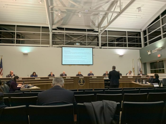 The board will meet next on Feb. 6 at 7:30 p.m. at Village Hall.