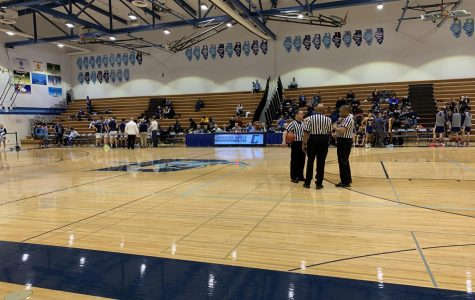 Mustang basketball picks up speed with 57-40 conference win