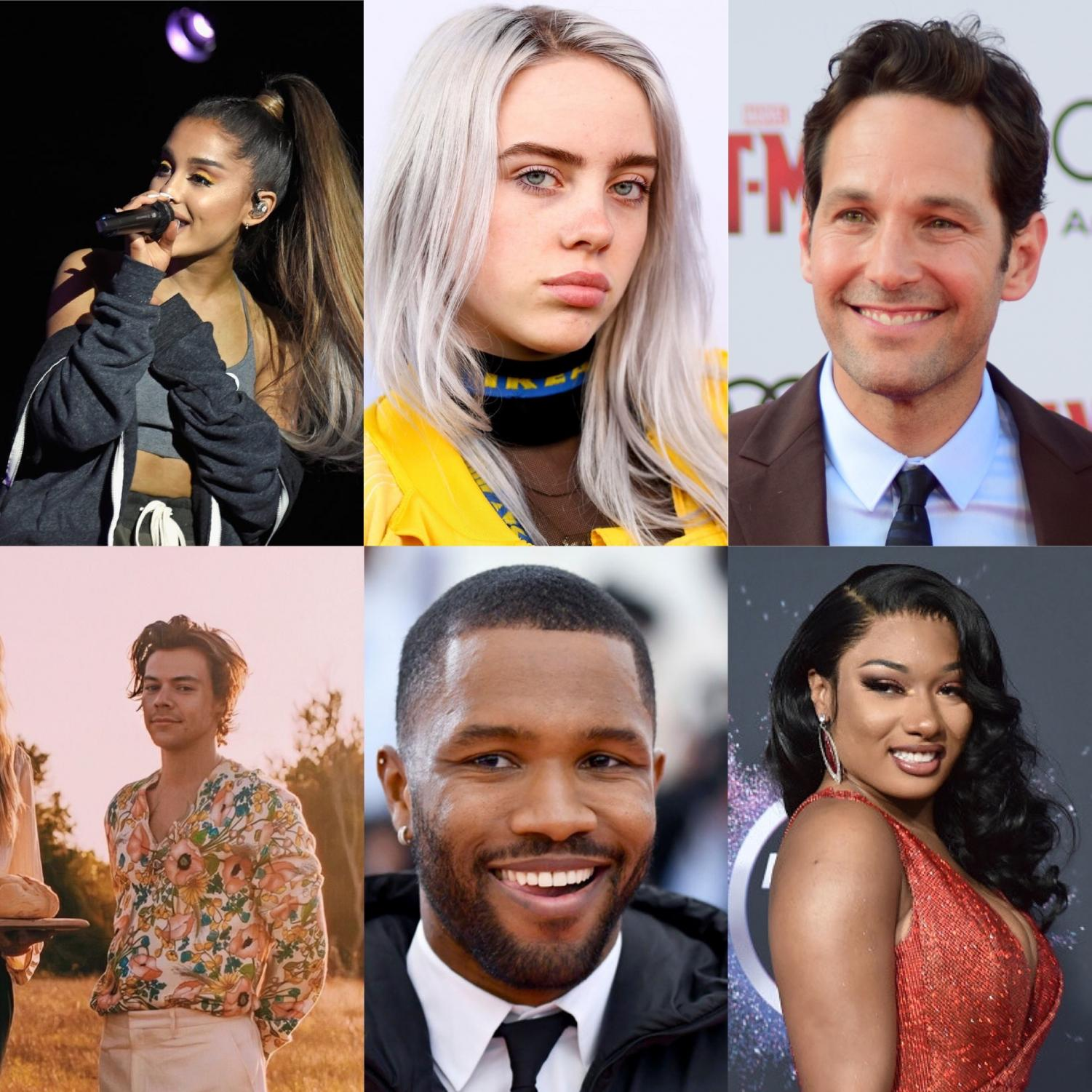 Celebrity preferences can be very telling into what kind of a person you are.