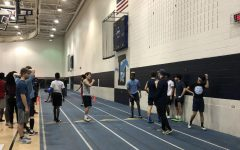 Senf steps up to role as head boys track coach