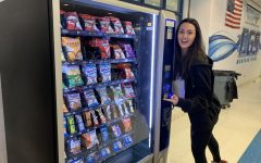Students would be ecstatic if Takis or Sweetart ropes made an appearance in the DGS vending machine.