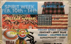 Spirit Week preview