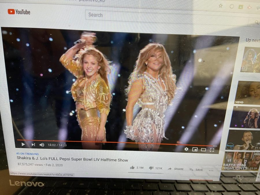 J.Lo+and+Shakira%27s+Super+Bowl+Halftime+Show+was+one+of+the+best+we%27ve+seen+in+years.