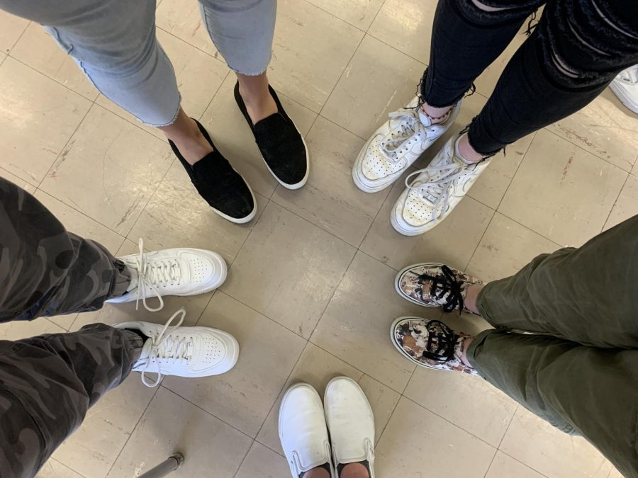The type of shoe you wear truly determines your personality -- or lack thereof.