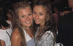 Hailey Lloyd and Katie Clipper enjoy going to events together like concerts