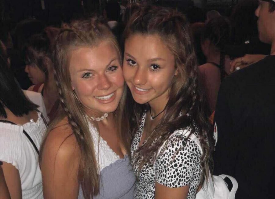 Friendship Friday: Cheerleaders and best friends