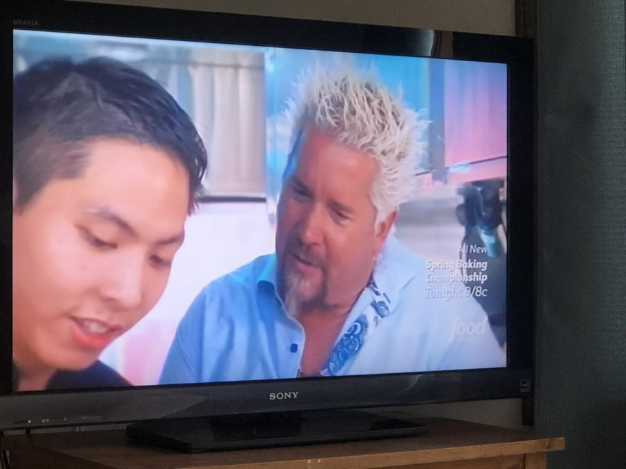 My favorite thing to do during social distancing has been to watch Guy Fieri's 'Diner, Drivers, and Dives'. If that's not your cup of tea, check out this top ten list for other ideas.