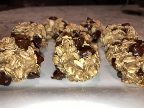 In only 22 minutes, I made three ingredient cookies that have immaculate flavor; especially fresh out of the oven.
