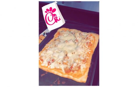 Chick-fil-A pizza is a great alternative if one is bored of their standard cheese pizza.