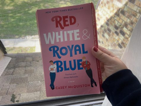 """Red, White and Royal Blue"" is the perfect read for politics junkies with a love for well-written romance novels."