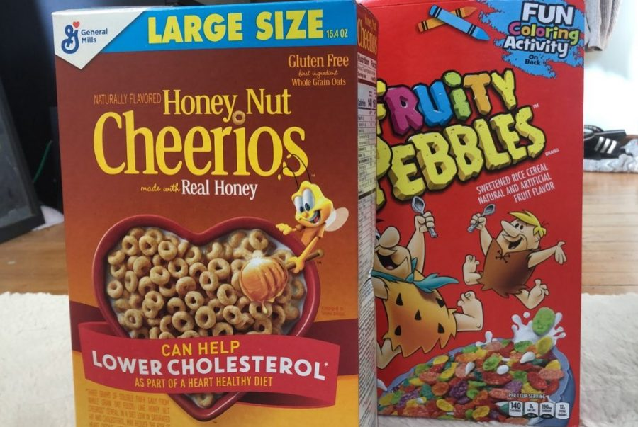 Find out what your lucky cereal is based on your sign.