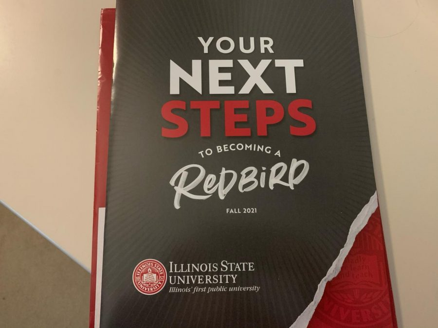 Applying to colleges may be different for seniors this year, but that doesn't stop them from sending in their college applications.