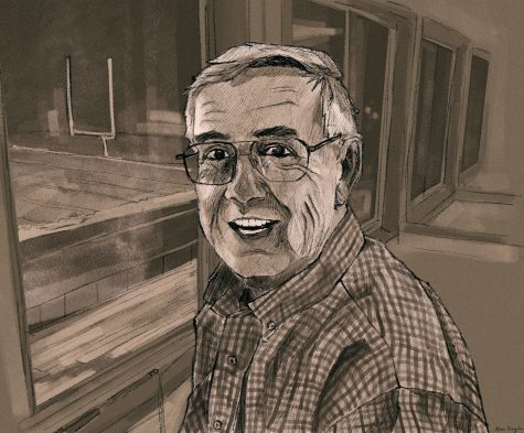 Mizener will be remembered fondly by the many generations of students he impacted.