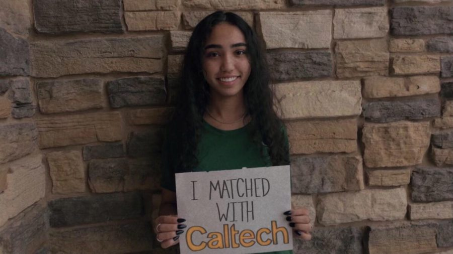 Sharkey gained admission to Caltech through QuestBridge