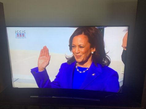 Vice President Kamala Harris made history as first female, first Black, and first South Asian to hold office.