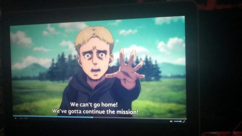 """The next episode of Attack on Titan is expected to release January 10th, don"