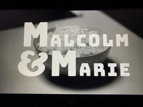 "Let the despair of a toxic, yet stunning relationship tug at your heart strings. Watch ""Malcolm & Marie,"" now streaming on Netflix."