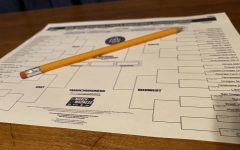 Either online or on paper, people everywhere are filling out their brackets