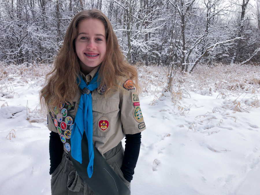 As a member of Boy Scouts myself, I have firsthand experience as to what it's like to be a girl in Boy Scouts.