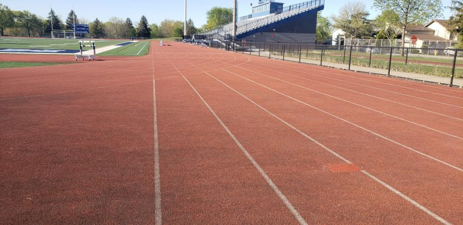 With no indoor season, the boys' track team looks to take full advantage of the outdoor season