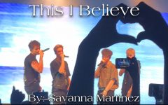 Savanna Martinez details why music is so important to her in her video essay.