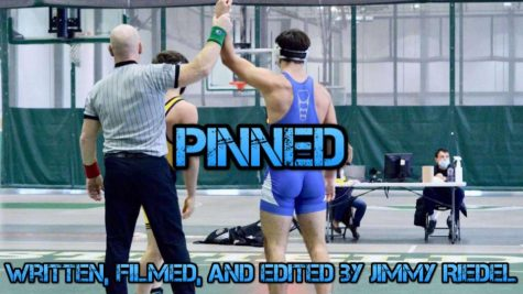 Robert Major is a successful high school wrestler with plans to wrestle at a D1 school next year.