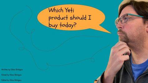 This documentary examines the love of Yeti products. It