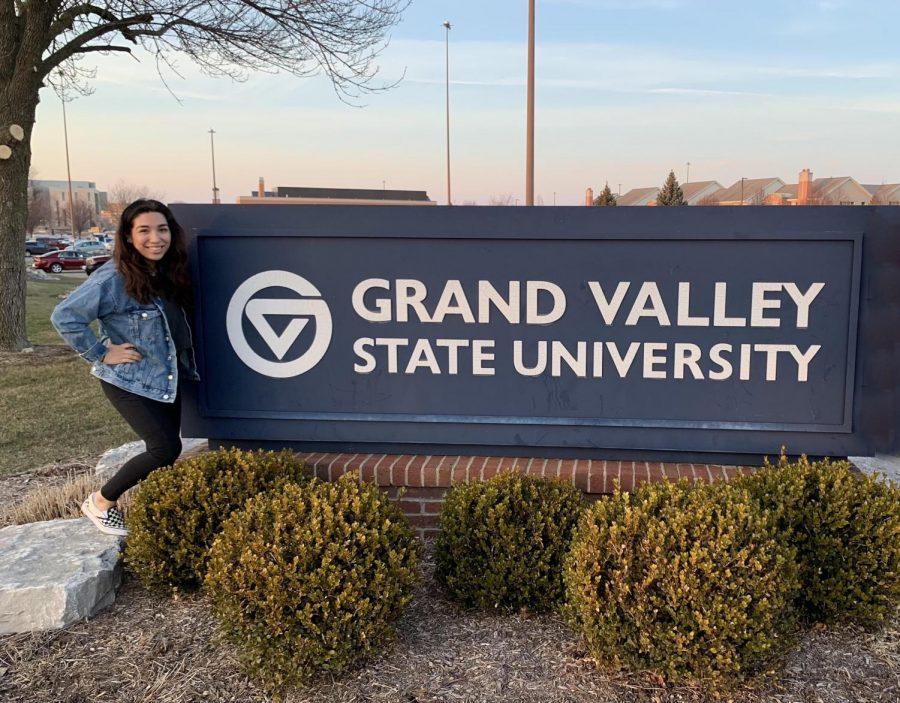 Recent DGS graduate Jemilee Corona shares her advice for upcoming seniors stressed about college preparation.