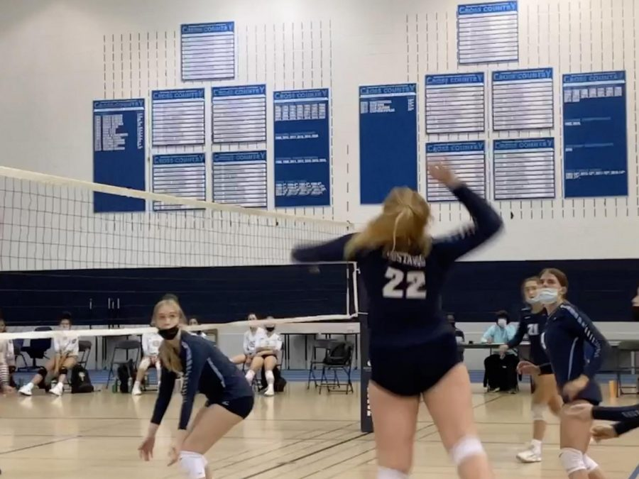 From starting at the bottom and making her way to the top, Metherd shares her experiences with DGS volleyball and what she has learned from it.