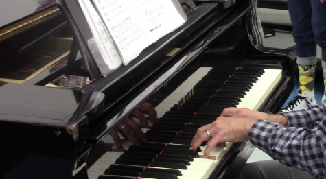 Teacher and accompanist Dr. Ricardo Pedroza explains his passion for music and the value of nurturing students musical skills.