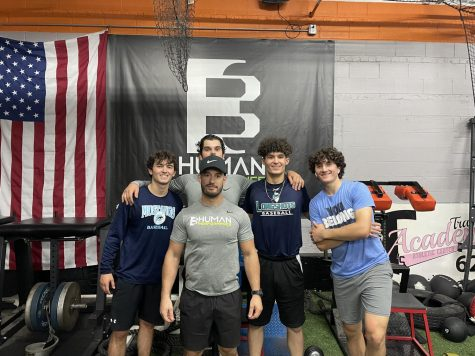In efforts to continue their success, members of the DGS baseball team headed over to T's Training Academy in Lombard to train with Ben Chantos of B3 Human Performance.
